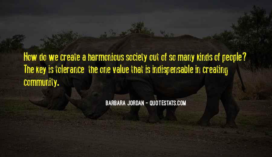 Barbara Jordan Quotes #1795849