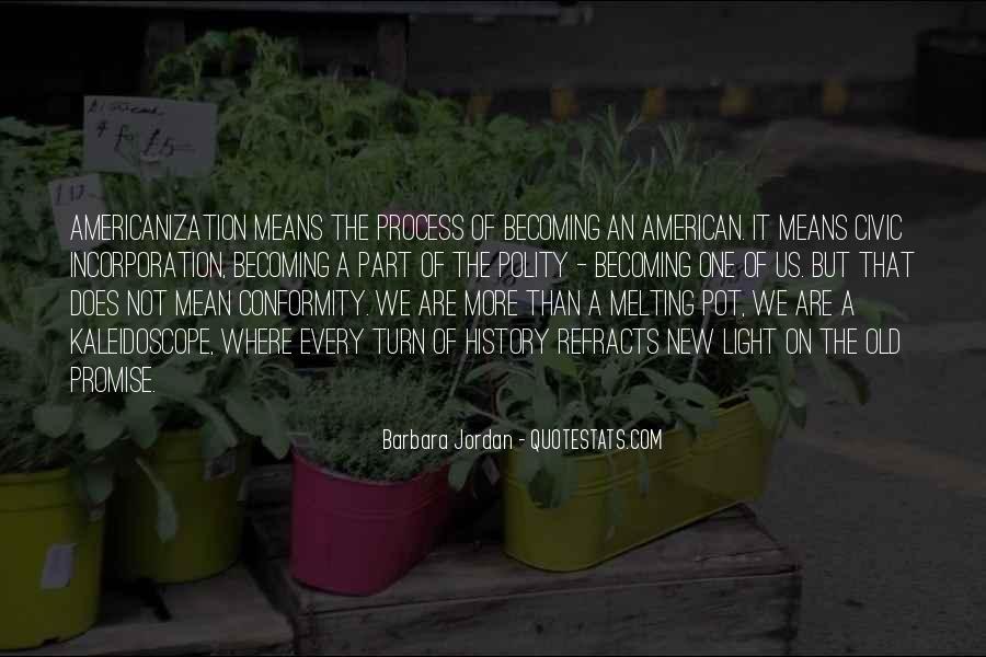 Barbara Jordan Quotes #1828902