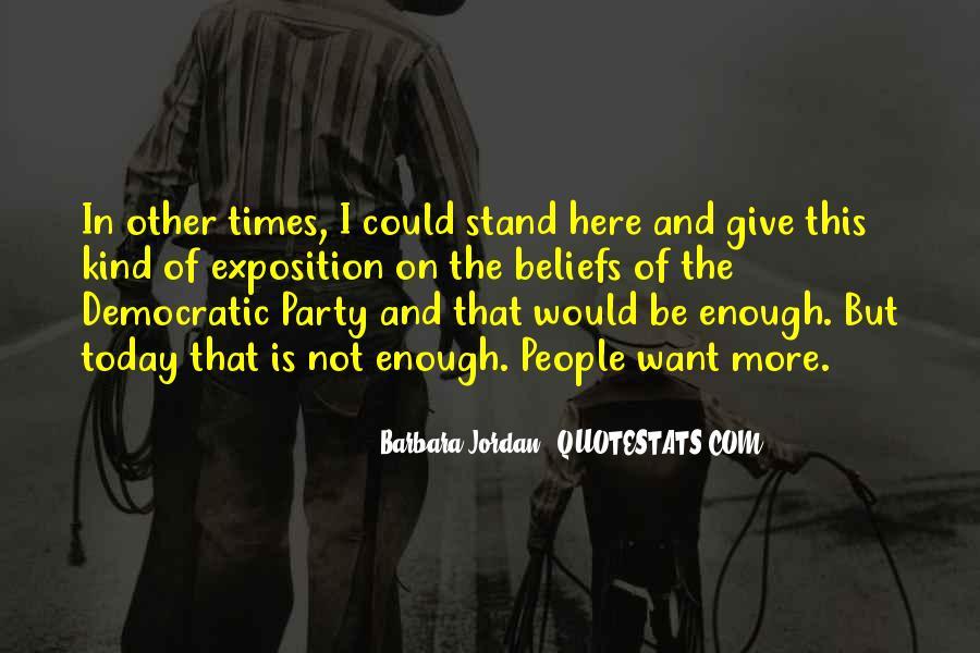 Barbara Jordan Quotes #263505
