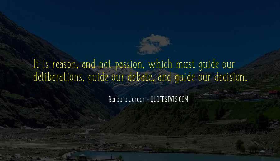 Barbara Jordan Quotes #300735
