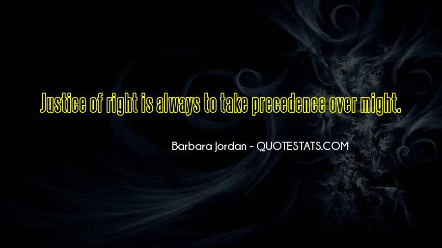 Barbara Jordan Quotes #347529