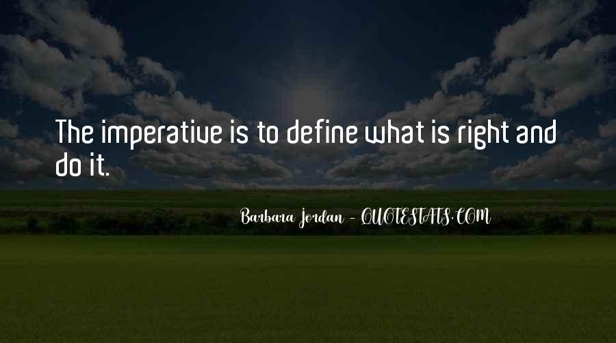Barbara Jordan Quotes #389014
