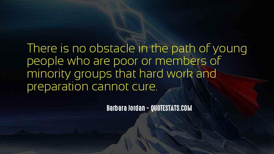 Barbara Jordan Quotes #424917