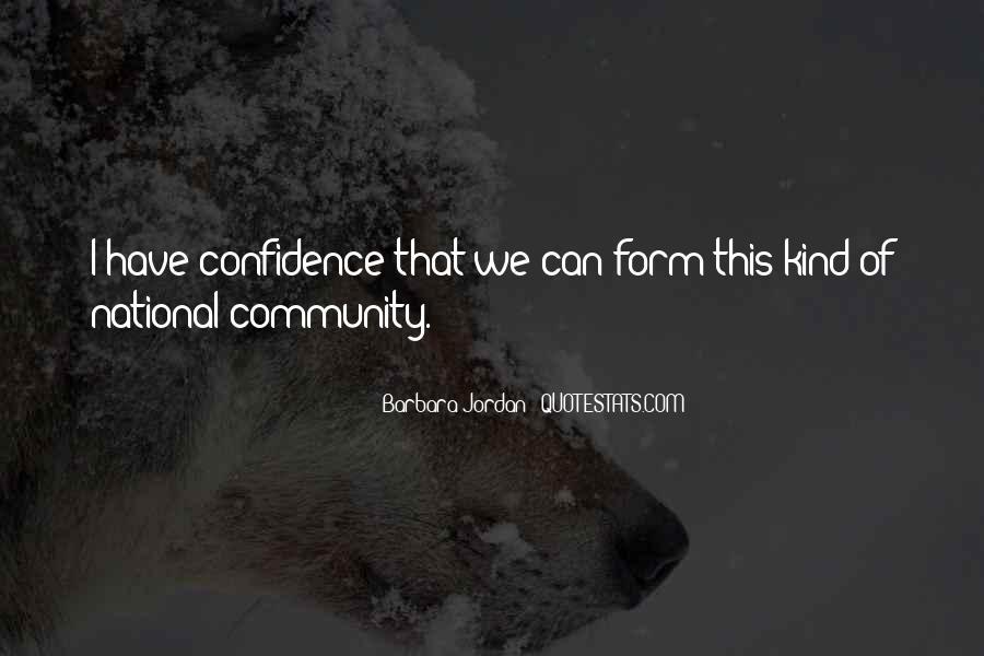 Barbara Jordan Quotes #533086
