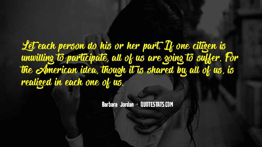 Barbara Jordan Quotes #548079