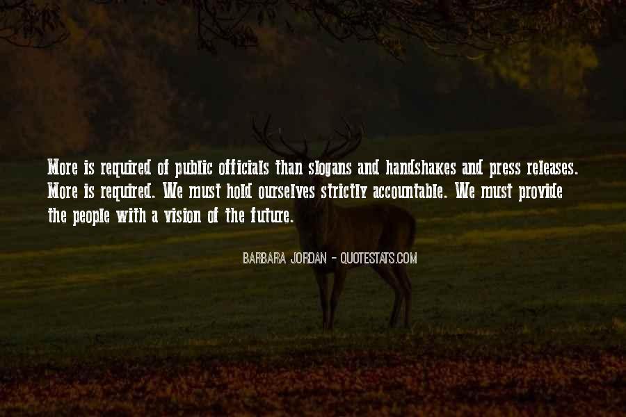 Barbara Jordan Quotes #618306