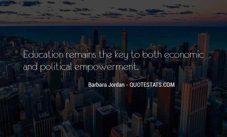 Barbara Jordan Quotes #697050