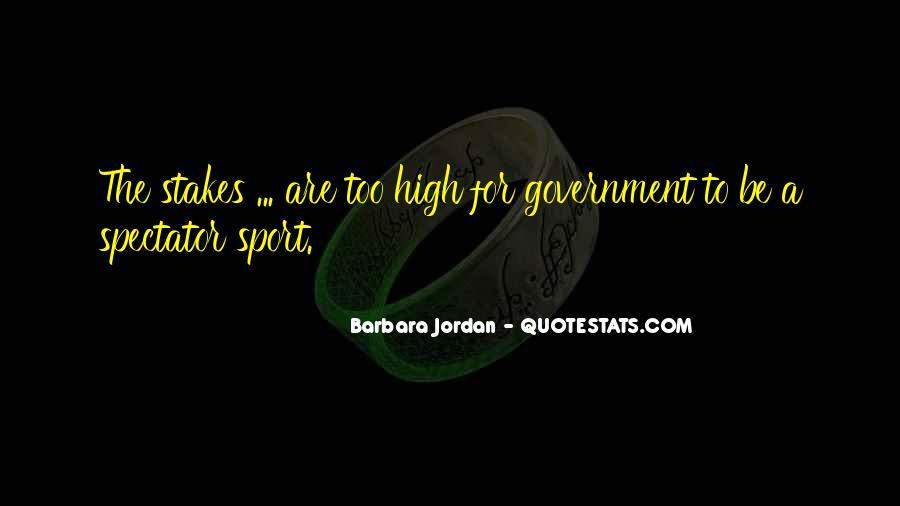 Barbara Jordan Quotes #866635