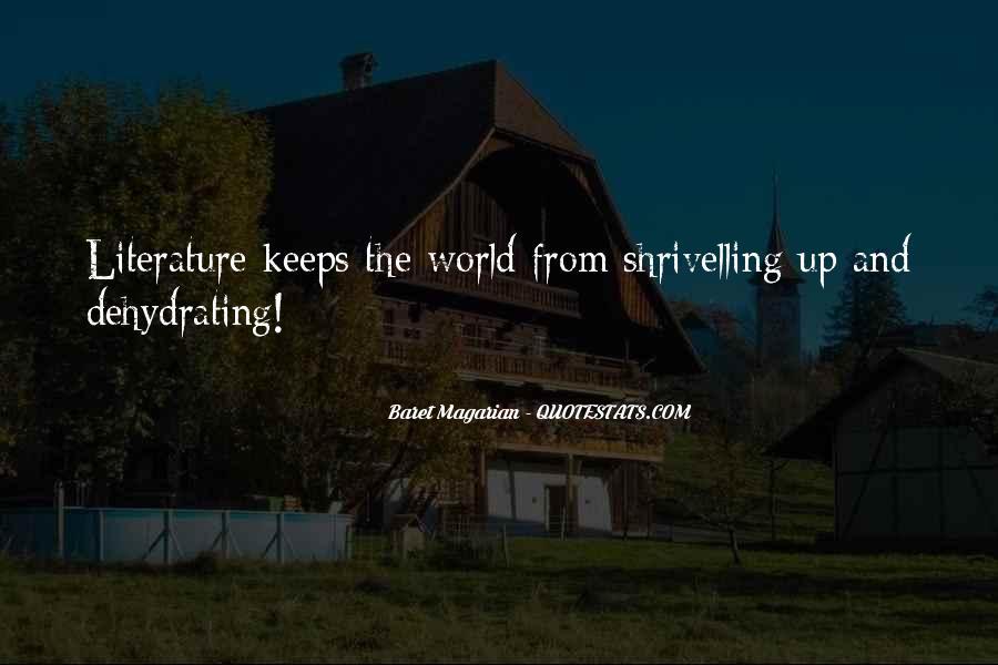 Baret Magarian Quotes #1396872