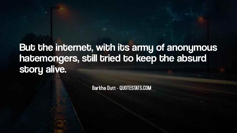 Barkha Dutt Quotes #1160042