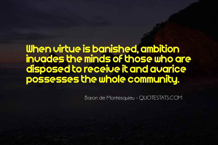 Baron De Montesquieu Quotes #1036750