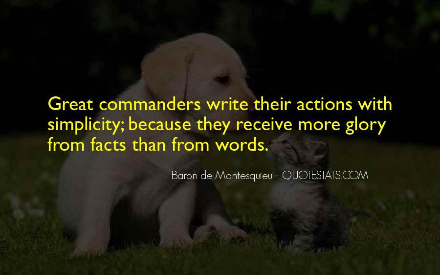 Baron De Montesquieu Quotes #113702