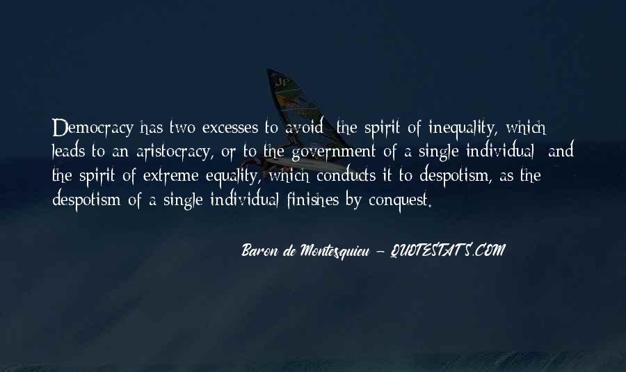 Baron De Montesquieu Quotes #1137649