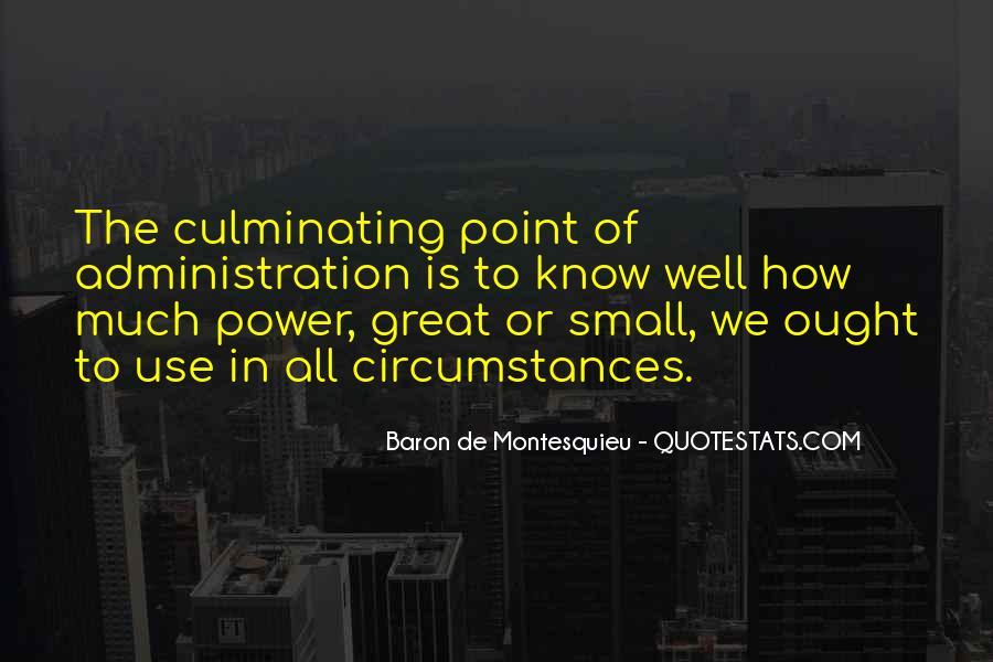 Baron De Montesquieu Quotes #1139422