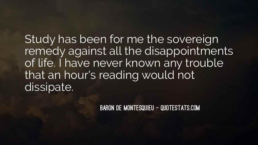 Baron De Montesquieu Quotes #11529