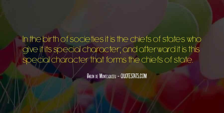 Baron De Montesquieu Quotes #1180328
