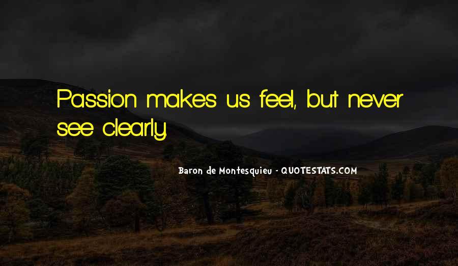 Baron De Montesquieu Quotes #1250952