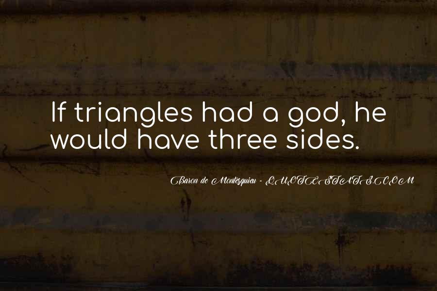 Baron De Montesquieu Quotes #1288257