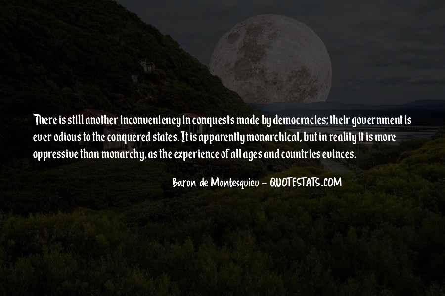 Baron De Montesquieu Quotes #1301319