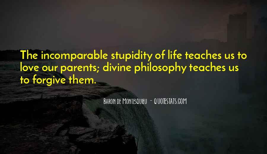 Baron De Montesquieu Quotes #1336532