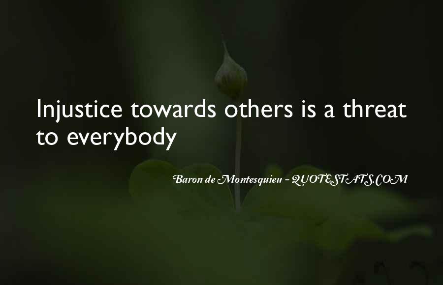 Baron De Montesquieu Quotes #134031