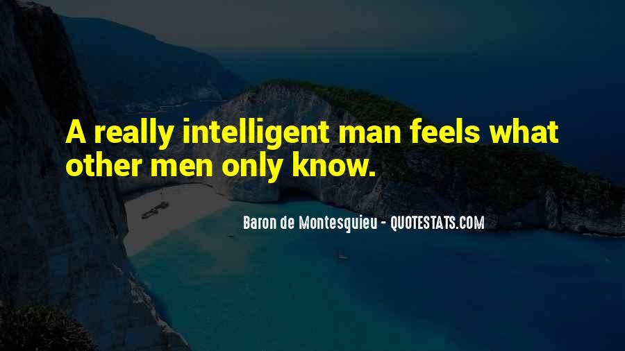 Baron De Montesquieu Quotes #1464158