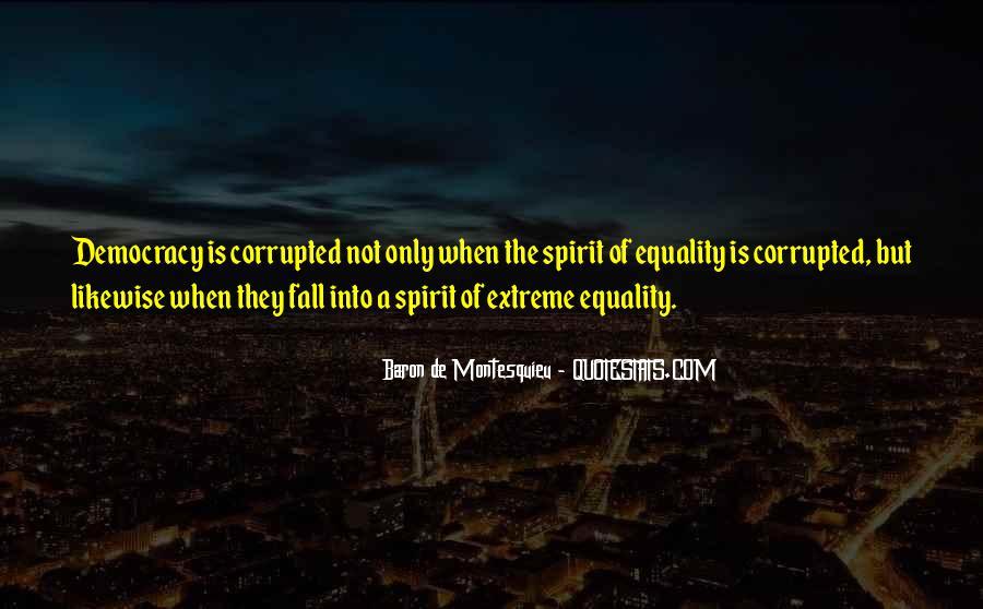 Baron De Montesquieu Quotes #1499922