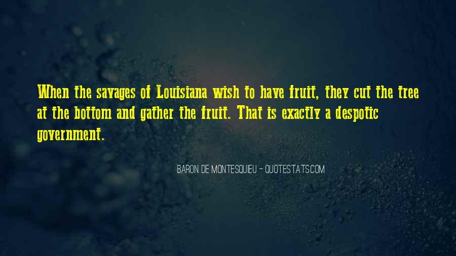 Baron De Montesquieu Quotes #1597708