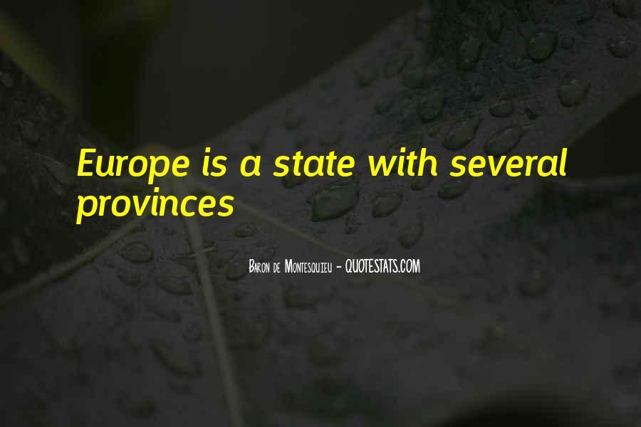 Baron De Montesquieu Quotes #1654832