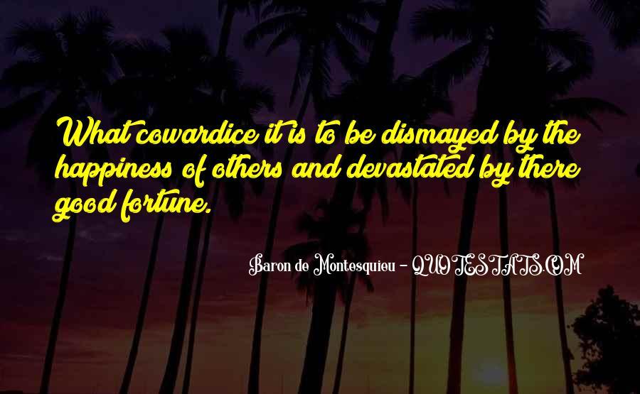 Baron De Montesquieu Quotes #1672358