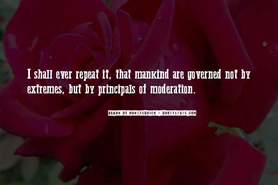 Baron De Montesquieu Quotes #1677303