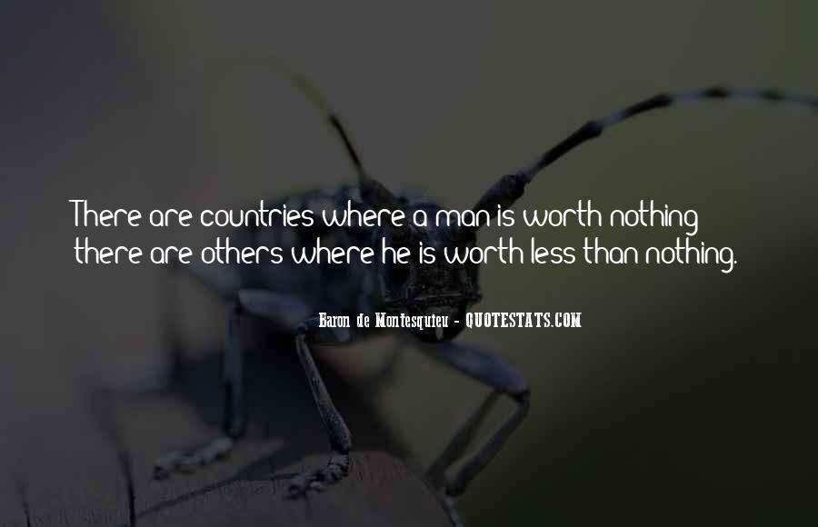 Baron De Montesquieu Quotes #1689295