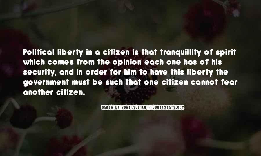 Baron De Montesquieu Quotes #1781225