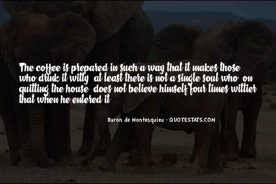 Baron De Montesquieu Quotes #1789293