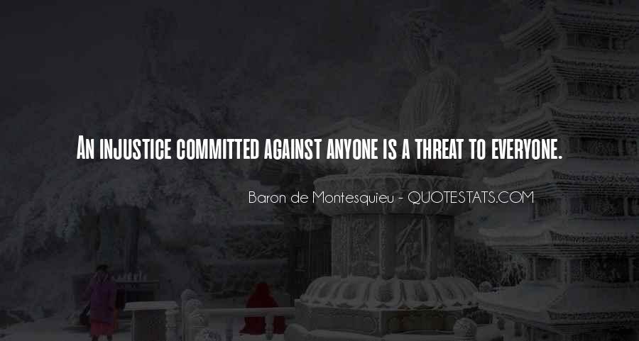 Baron De Montesquieu Quotes #207297