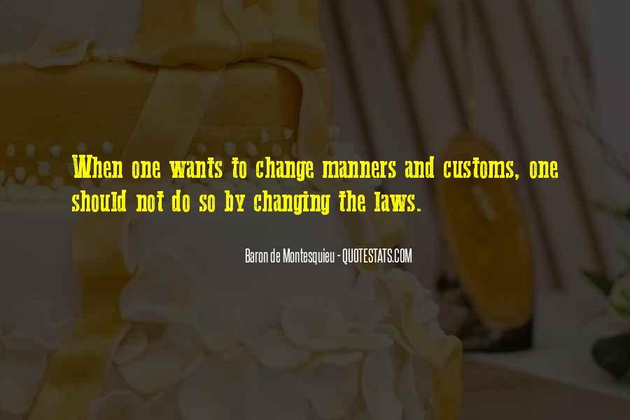 Baron De Montesquieu Quotes #293508
