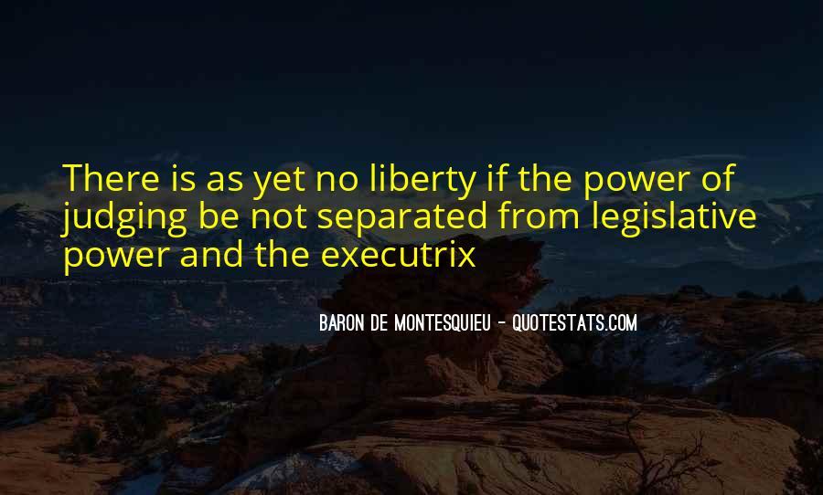 Baron De Montesquieu Quotes #356434