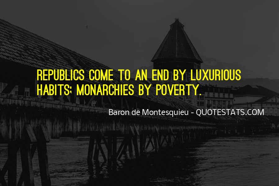 Baron De Montesquieu Quotes #385568