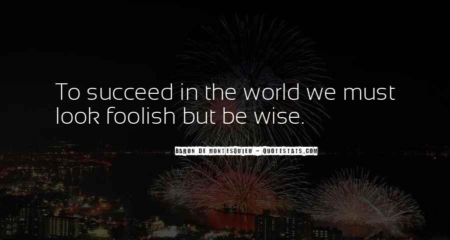 Baron De Montesquieu Quotes #422613