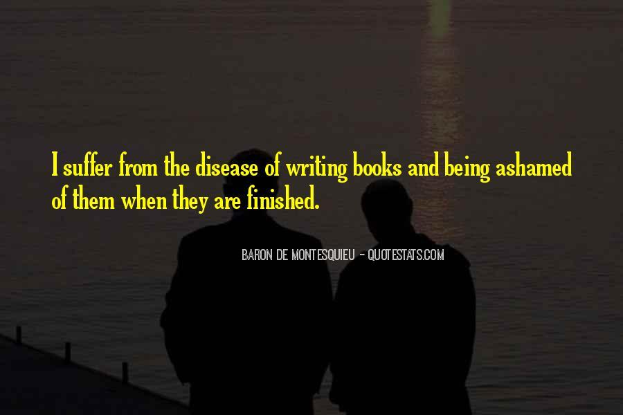 Baron De Montesquieu Quotes #430822