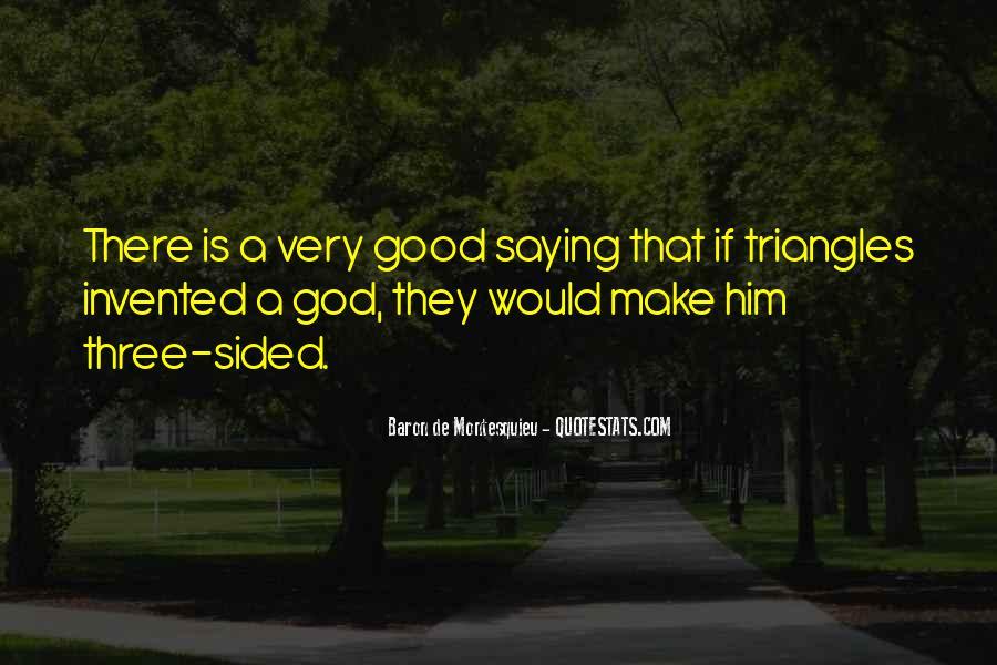 Baron De Montesquieu Quotes #464800