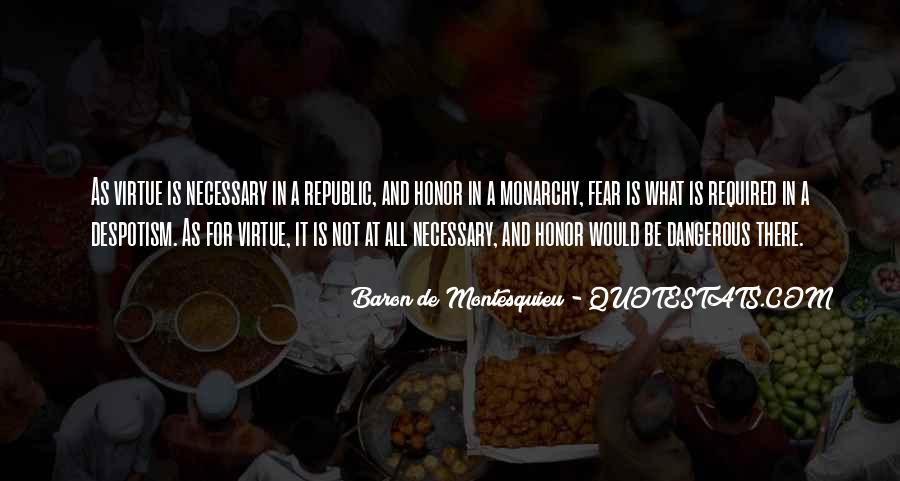 Baron De Montesquieu Quotes #515179
