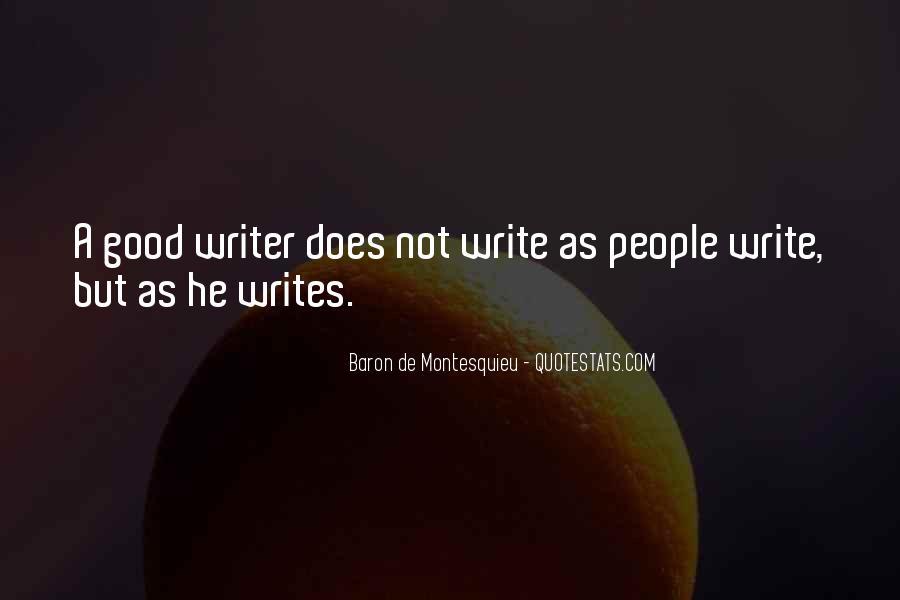 Baron De Montesquieu Quotes #6377