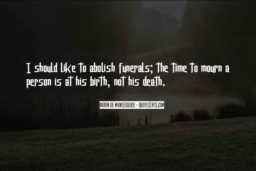 Baron De Montesquieu Quotes #71647