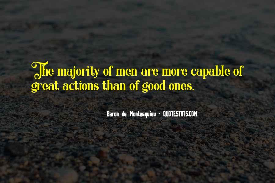 Baron De Montesquieu Quotes #77418