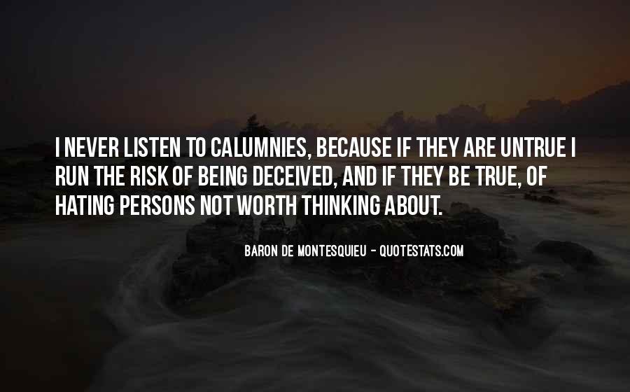 Baron De Montesquieu Quotes #787525
