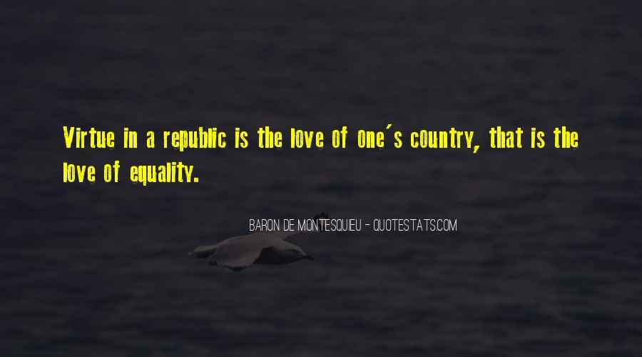 Baron De Montesquieu Quotes #836466