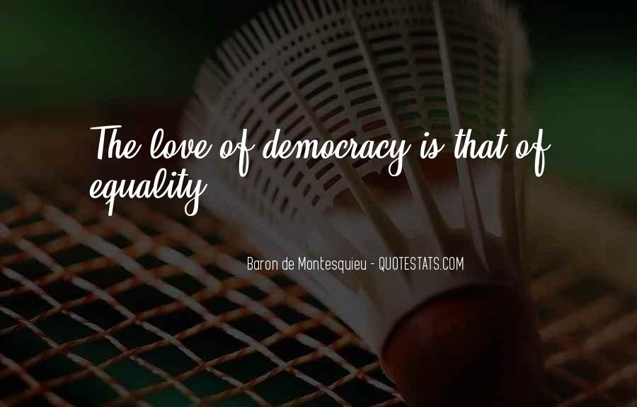Baron De Montesquieu Quotes #866943
