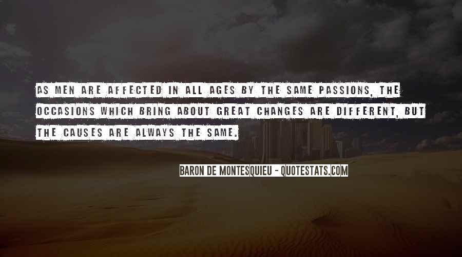 Baron De Montesquieu Quotes #874729