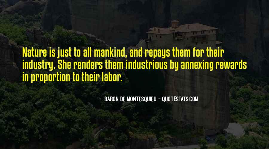 Baron De Montesquieu Quotes #951428